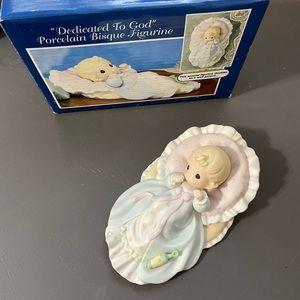 Precious Moments | 1996 Dedicated To God Figurine